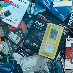 3 лучших SSD диска с памятью TLS на 256 Гб