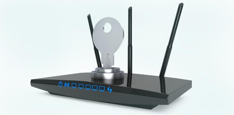 Защита Wi-Fi