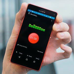 Приложения для записи телефонных разговоров на Аndroid