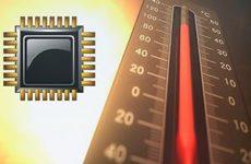Проверка температуры процессора