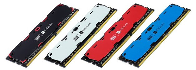 GoodRAM Iridium DDR 4 16 GB Kit