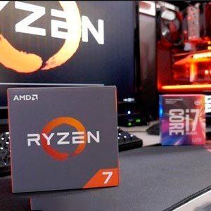 Выбираем процессор. Intel i7-8700K против Ryzen 7 и i7-7700K