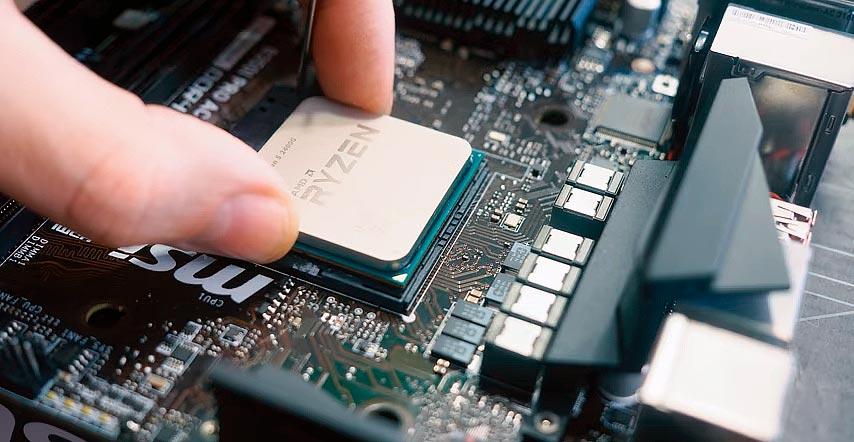 Ryzen с интегрированной графикой Vega