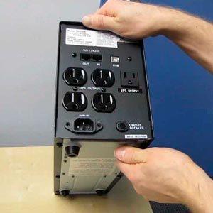 Обзор источника бесперебойного питания APC BX950UI