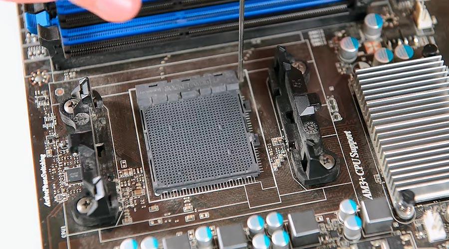 Сокет процессоров AMD