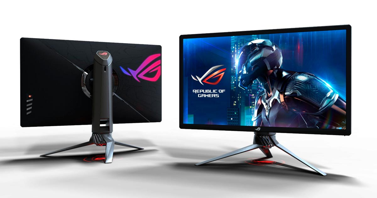 ASUS ROG Swift PG27U