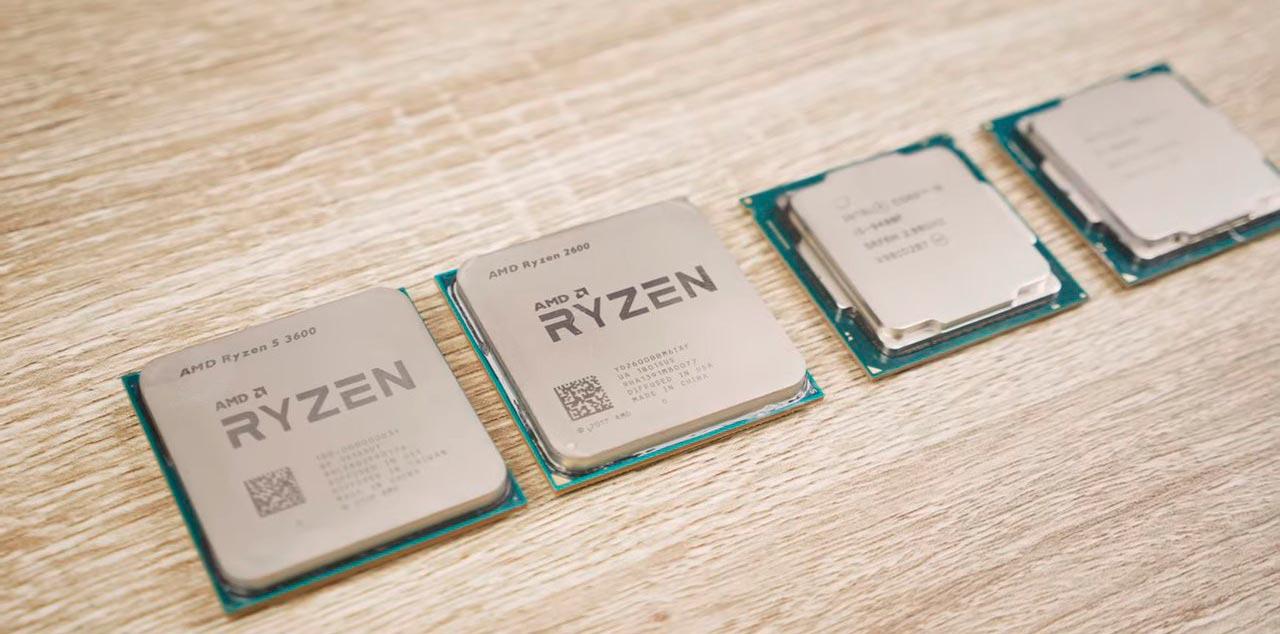 test Ryzen5-3600