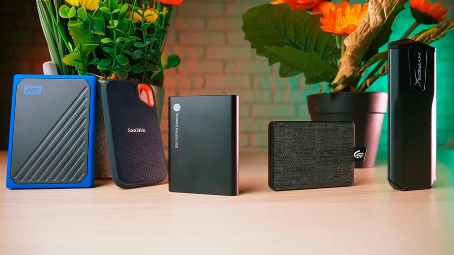 ТОП-5 лучших внешних SSD дисков в 2020 году.