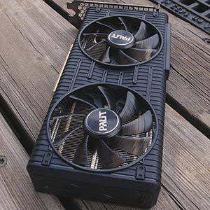 Видеокарта Palit GeForce RTX 3060. Первое впечатление